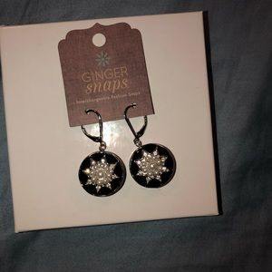 NWT Gingersnaps Dangly Earrings